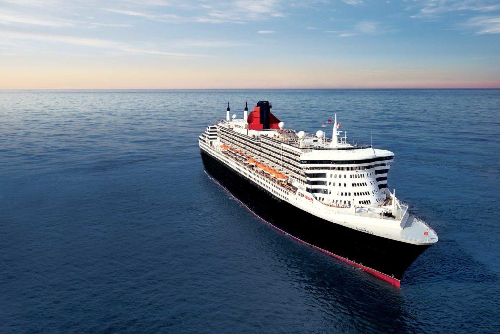 Crédit photos Cunard