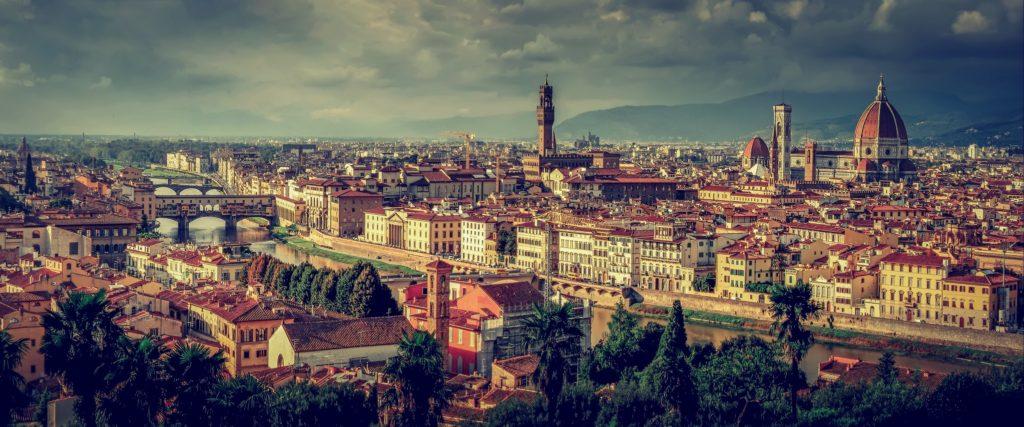 Florence, cité d'Art et de culture